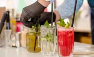 cocktails op vat
